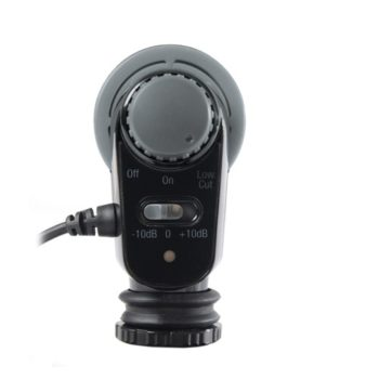 Hahnel Mk200 Microphone for DSLR, Camcorders & Audio Recorders