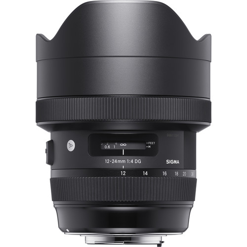 Sigma 12-24mm F4 DG HSM | Art