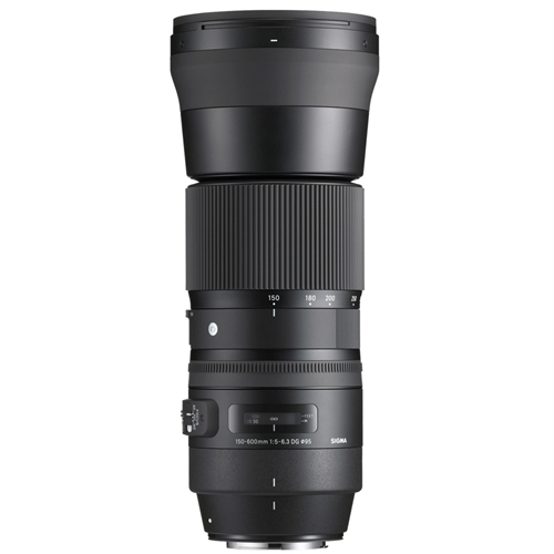 Sigma 150-600mm F5-6.3 DG OS HSM | Contemporary