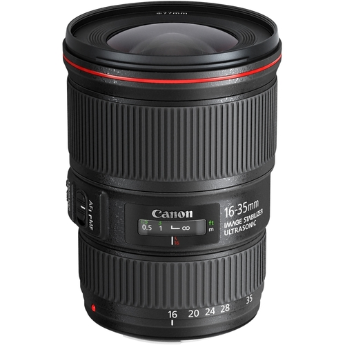 Canon EF 16-35mm f4L IS USM 500 500