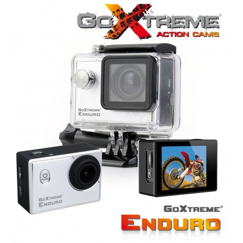 GoXtreme Enduro 4K Ultra HD Action Cam