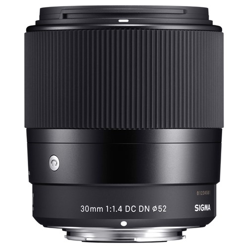 Sigma 30mm F1 4 Dc Dn Contemporary Lenses Olearyscameraworld Ie